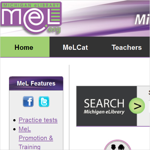 Michigan Dept of Education - Library of Michigan, Michigan eLibrary - Courtland Consulting