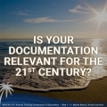 Is your Documentation Relevant for the 21st Century?