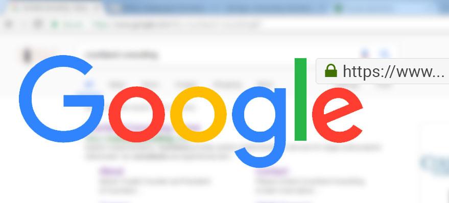 Google SSL ranking rules