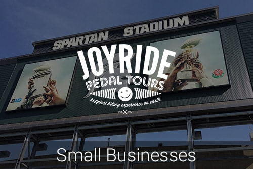 JoyRide Pedal Tours