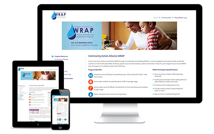 Wayne Metro WRAP Program
