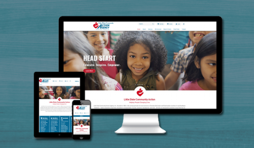 Web Development for Little Dixie CAA
