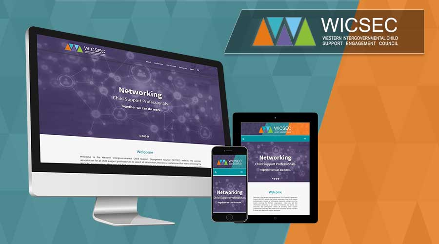 WICSEC Website Redesign