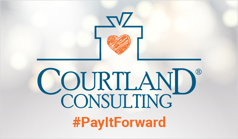 Courtland Consulting Pay it Forward