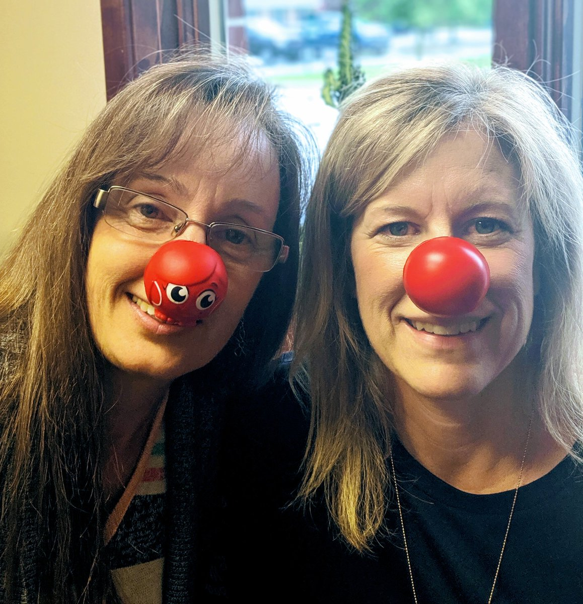 Courtland Consulting Raising Money for Red Nose Day