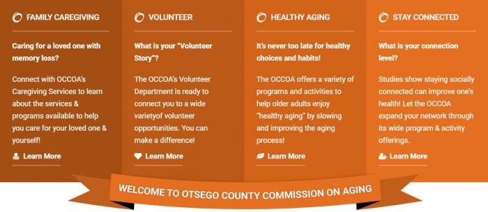 OCCOA website image