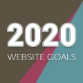 Website Goals for 2020