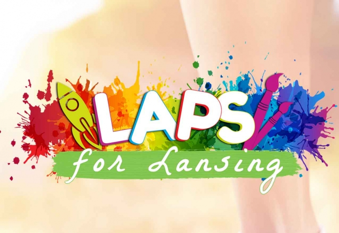 LAPS for Lansing logo