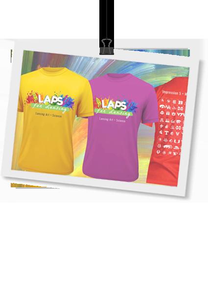 LAPS T-Shirt Design