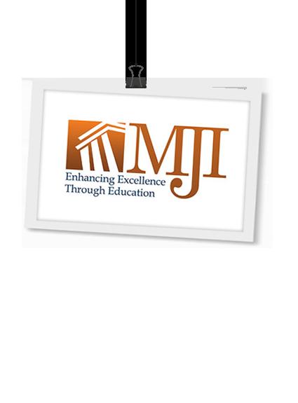 Michigan Judicial Institute Logo Design