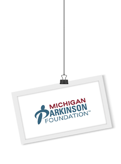 Michigan Parkinsons Foundation Logo Design