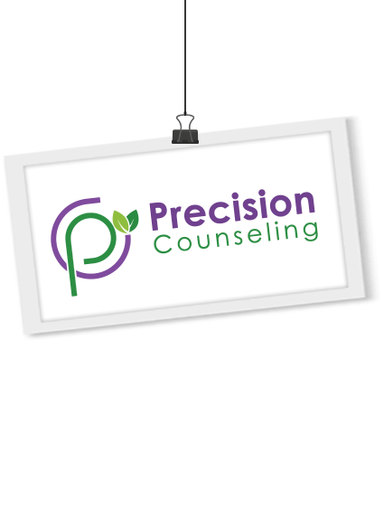 Precision Counseling Logo Design
