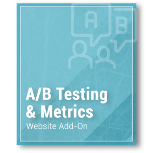 Website Add-On - A/B Testing