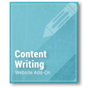 Website Add-On - Content Writing