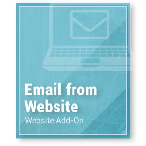 Website Add-On - Email from Website