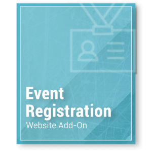 Website Add-On - Event Registration