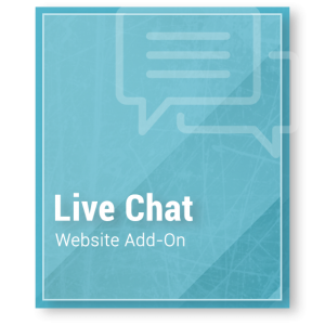 Website Add-on - Live Chat Box