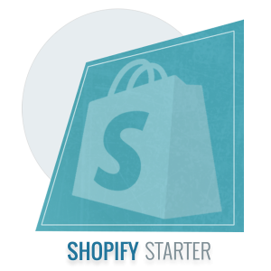 Shopify Starter Ecommerce Website