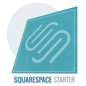 Squarespace Starter Website Design