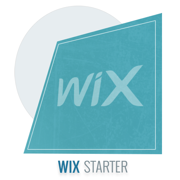 Wix Starter Website Design