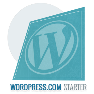 Wordpress.com Starter Website Design