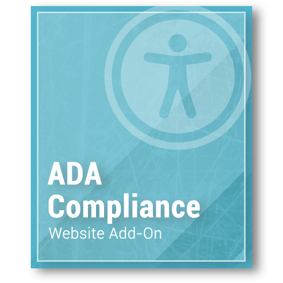 Website Add-On - ADA Compliance & Accessibility