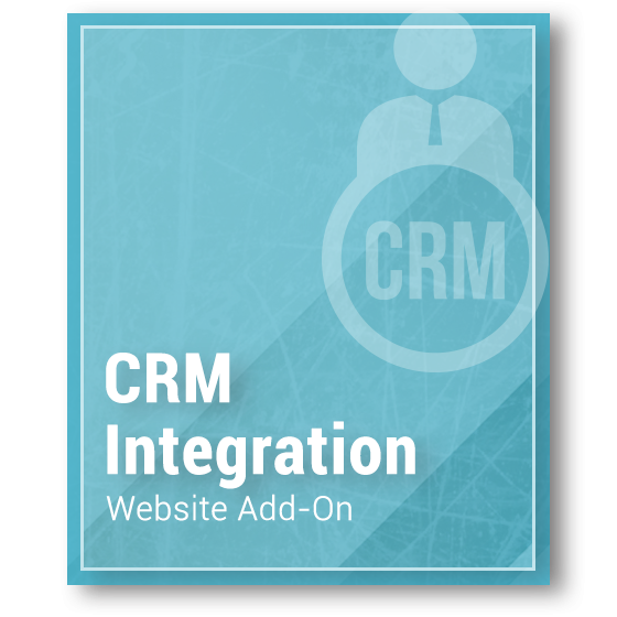 Website Add-On - CRM Integration