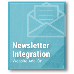 Website Add-On - Newsletter Integration