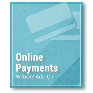 Website Add-On - Online Payments