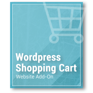 Website Add-On - WordPress Shopping Cart