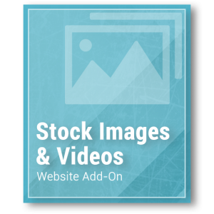 Website Add-Ons - Stock Images & Videos