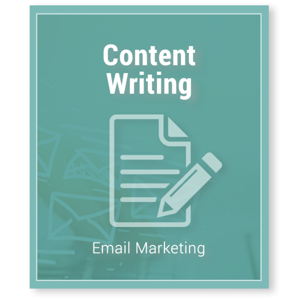 Email Marketing Content Writing