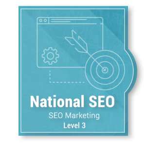 SEO Marketing - National Level 3 Package