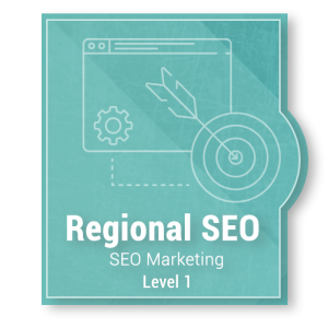 SEO Marketing - Regional Level 1 Package