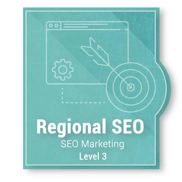 SEO Marketing - Regional Level 3 Package
