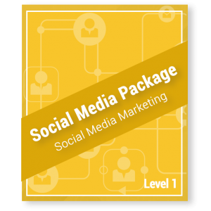 Social Media Package Level 1