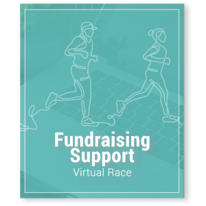 Virtual Race Fundraising Support