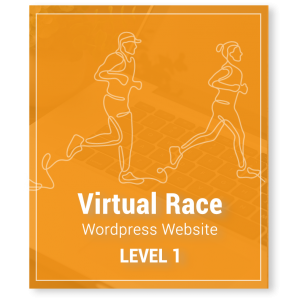 Virtual Race Fundraising Website - Level 1