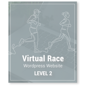 Virtual Race Fundraising Website - Level 2
