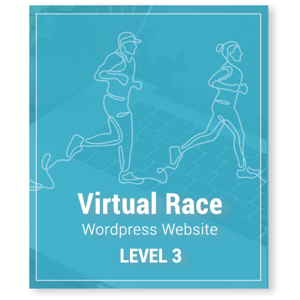 Virtual Race Fundraising Website - Level 3